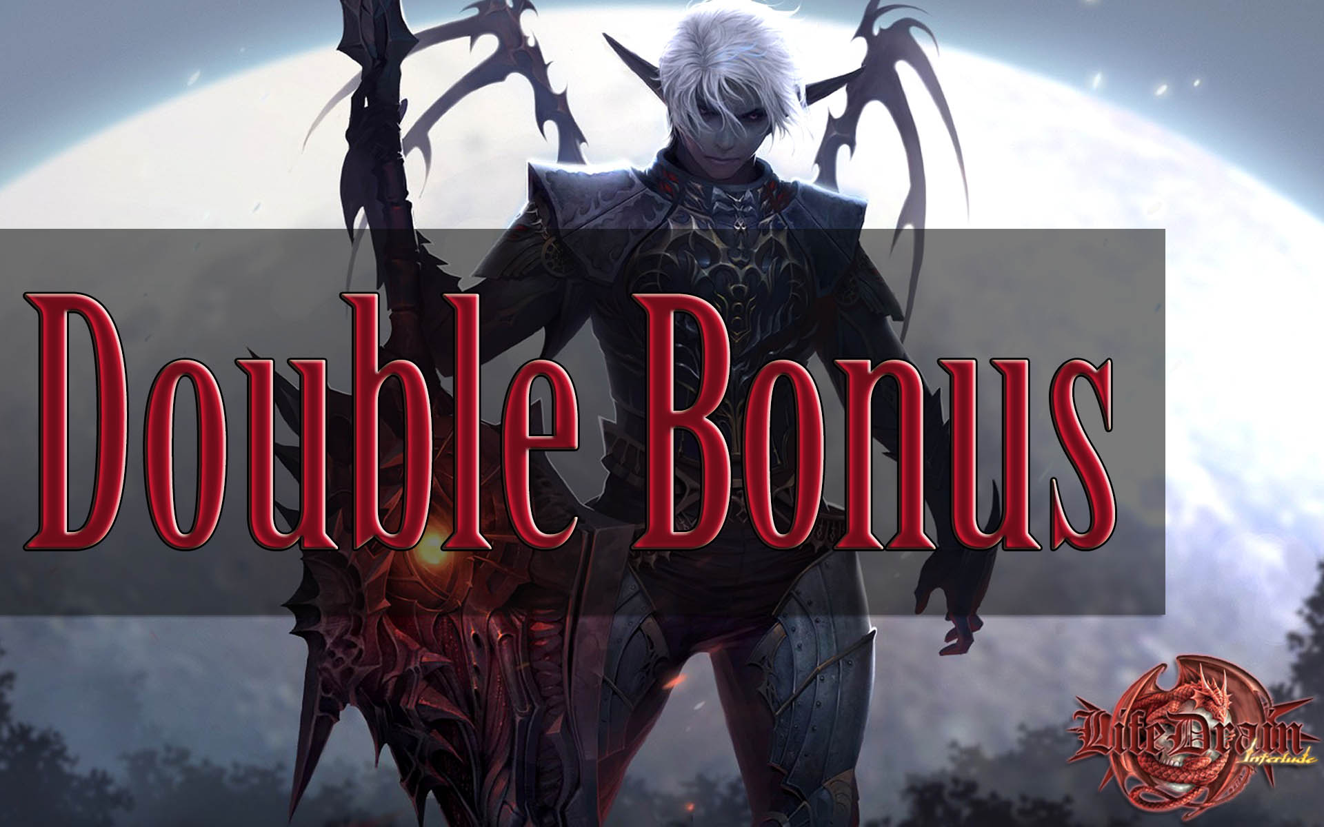 This week DOUBLE BONUS!