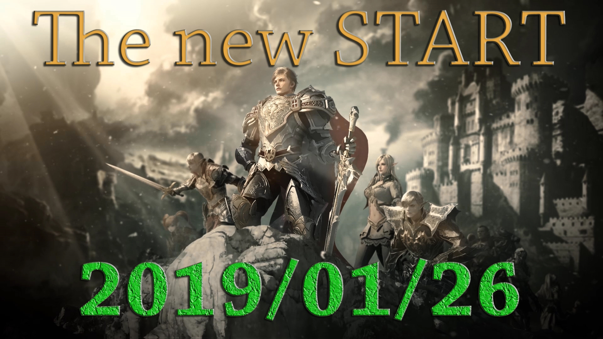 The New START: 26th January + Bonus & Events!